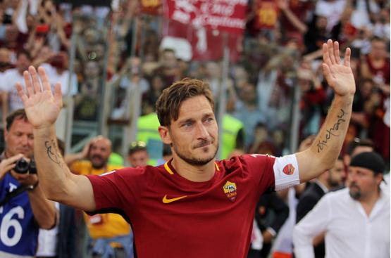 Un détenu refuse de sortir de prison pour pouvoir rencontrer Totti