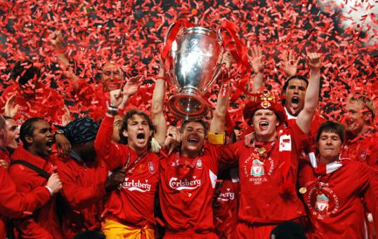 Un fan de Liverpool se suicide à la mi-temps de la finale de la Ligue des Champions 2005