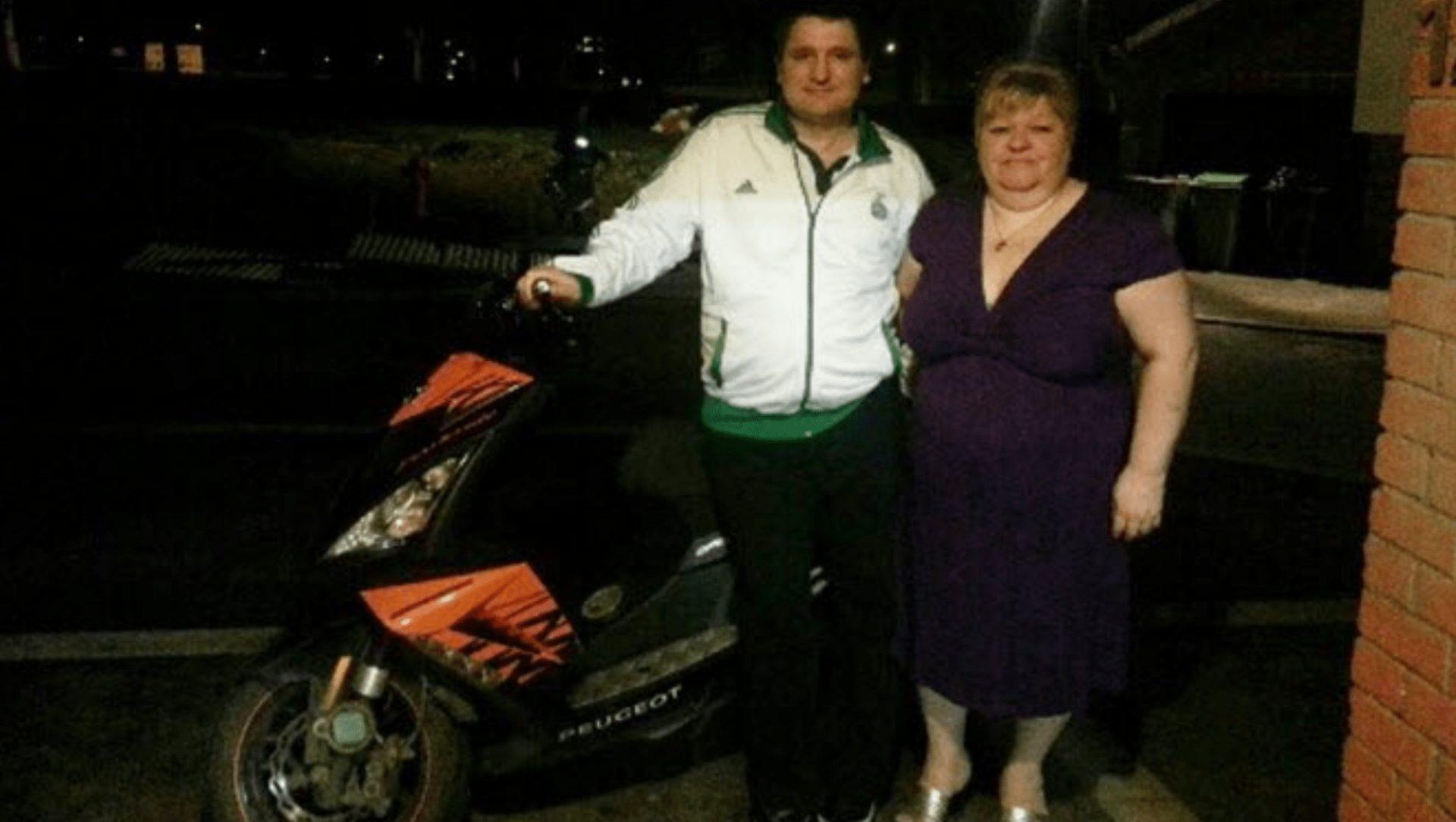 Un supporter fait 800km en scooter pour voir un match de Saint-Etienne avec sa femme… mais le couple arrive après le coup de sifflet final